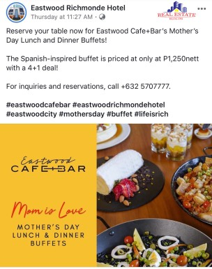Mother's Day_Eastwood Richmonde