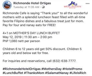 Mother's Day_Richmonde Ortigas